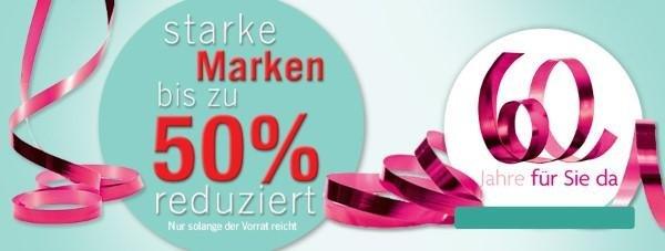 Sale beim Onlineshop von Schwab.de