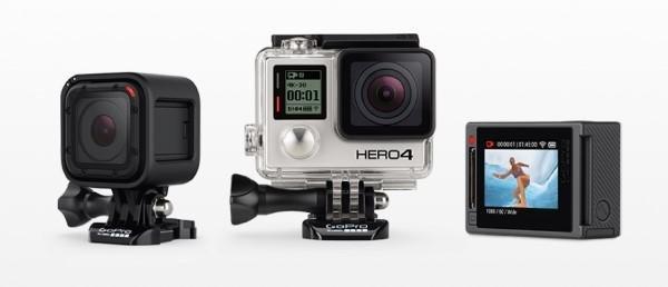 GoPro Kameras