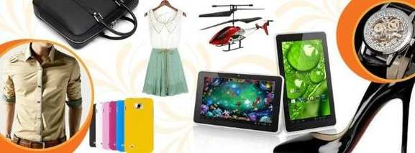 Technik Gadgets im Online-Shop