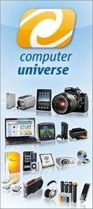 Verschiedene Produkte bei Computeruniverse