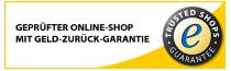 Geprüfter Online-Shop von Trusted Shops