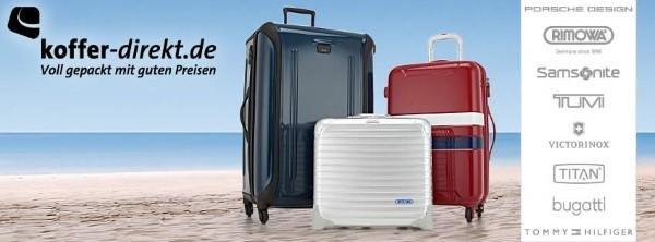 Den richtigen Koffer finden