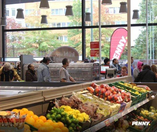 penny markt discounter supermarkt
