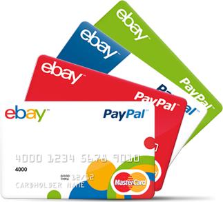 eBay-Kreditkarte