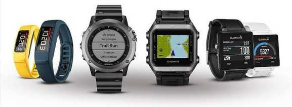 garmin wearables