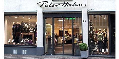 peter hahn modehaus