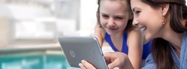 Tablets von HP