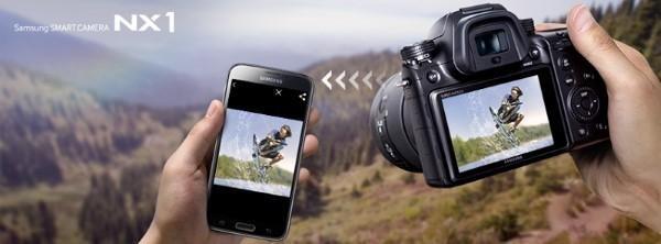 Samsung NX 1 Kamera