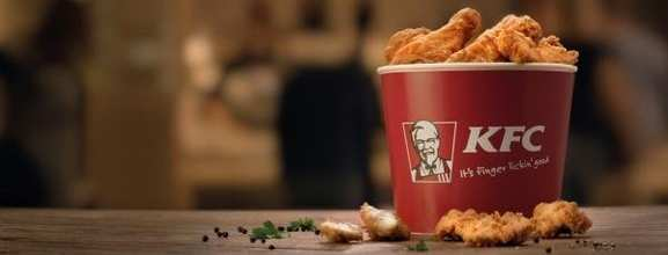 KFC Eimer Hähnchen