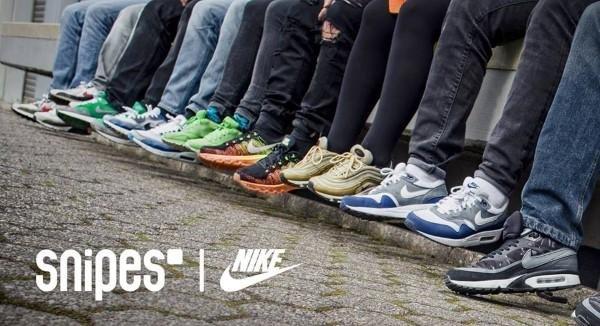 Sneaker beim Online Store von SNIPES