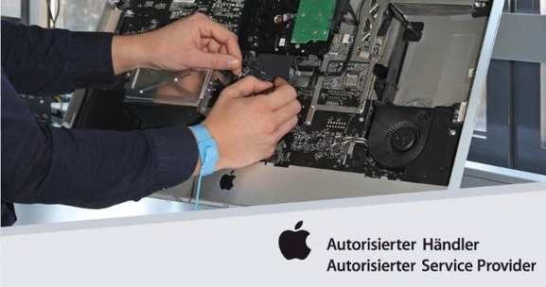 ALTERNATE ist ein zertifizierter Apple Händler