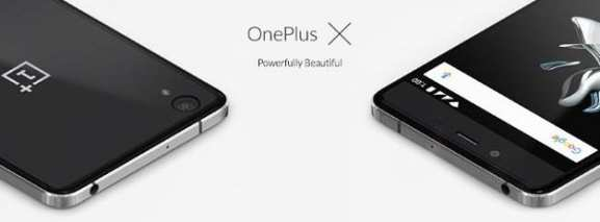 oneplus x smartphone