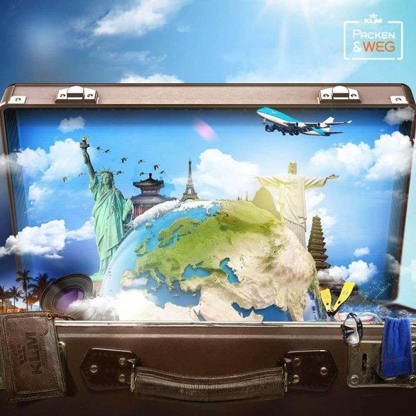 klm reiseziele