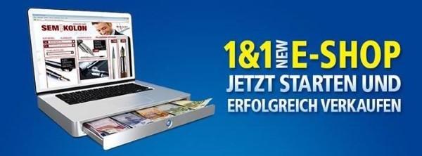 1&1 E-Shop