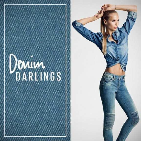 only denim fashion