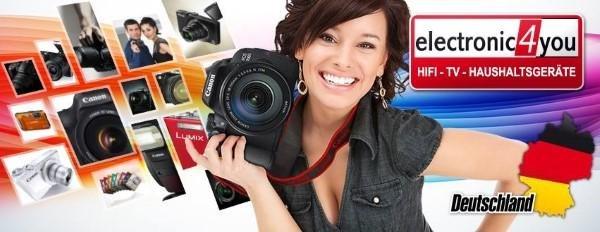 Elektronik Geräte wie z.B. eine Canon Kamera