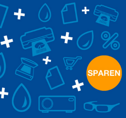 Sparmöglichkeiten bei EPSON.de
