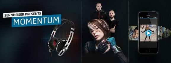 Sennheiser presents Momentum