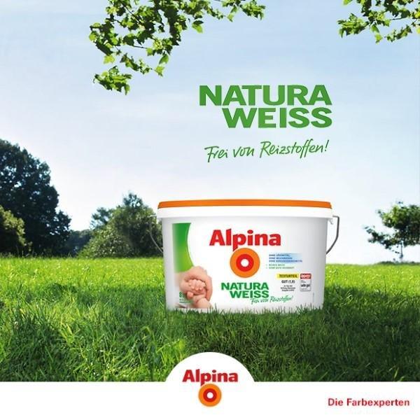 Nachhaltigkeit mit Natura Weiß