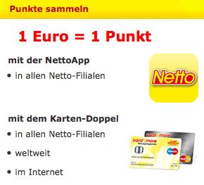 deutschlandcard punkte einlösen wert