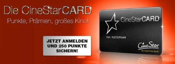 cinestar card