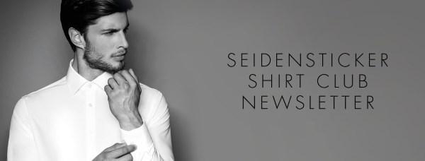 seidensticker shirts club 2016