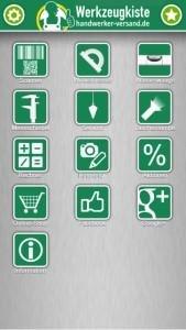 Die App von handwerker-versand.de