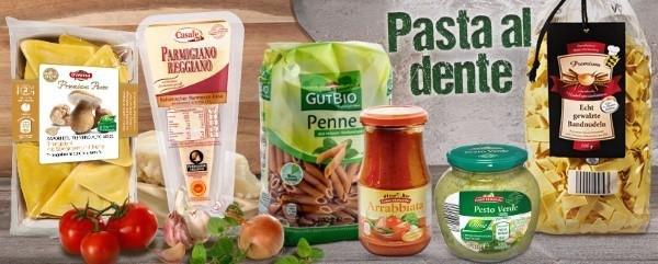 BIO Lebensmittel bei ALDI