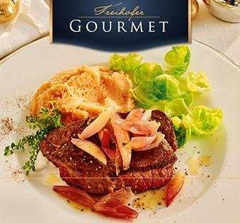 ALDI Nord Eigenmarke: Freihofer Gourmet