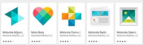 motorola apps