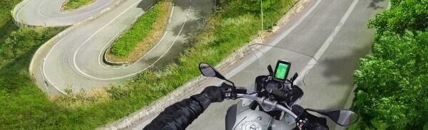 TomTom Navigationsgeräte für Motorradfahrer