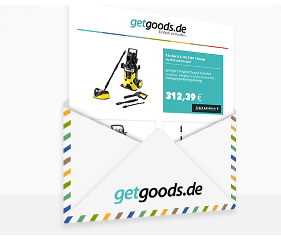 getgoods.de Newsletter