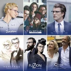 Marken der Brillen
