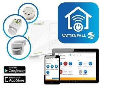 Smart Home von Vattenfall