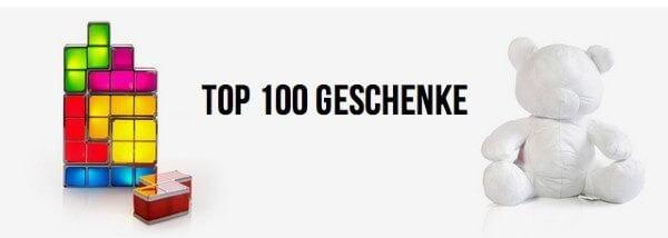 Top 100 Geschenke