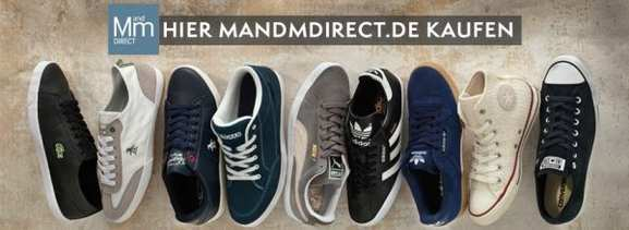 mandm direct sneaker