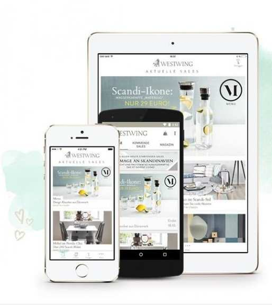 westing mobile app
