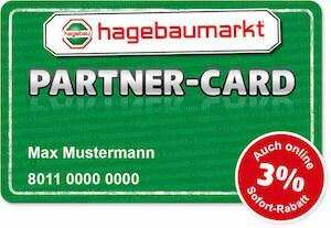 hagebaumarkt partner card