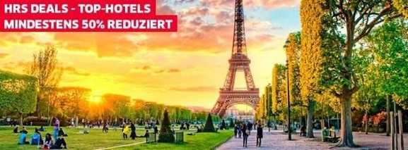HRS Deals für Top Hotels
