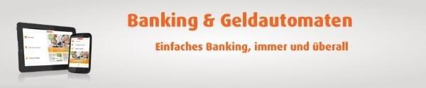 Geld an den Norisbank Geldautomaten abheben