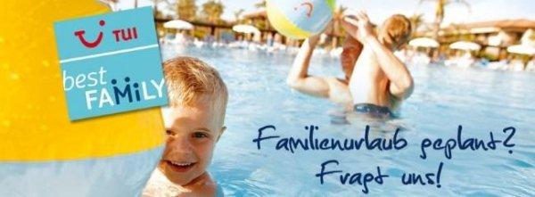 tui best family familienurlaub