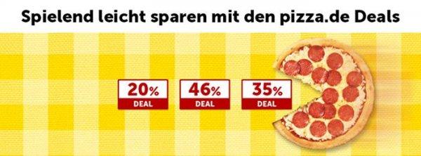 pizza de deals angebote