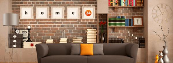 Home24 Couch und Bilder