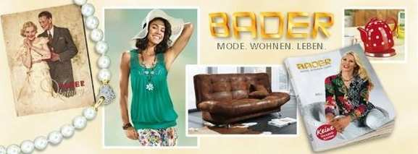 Der BADER Online-Shop