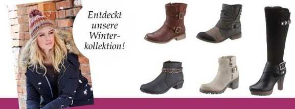 Winterkollektion von I'm walking