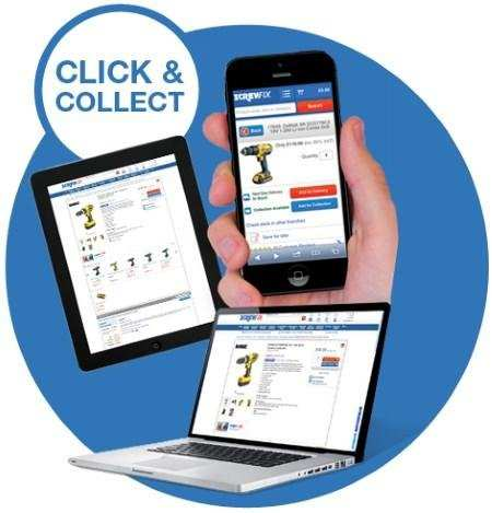 screwfix click collect