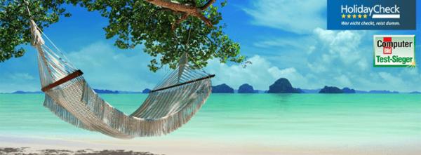 Mit HolidayCheck das richtige Hotel finden