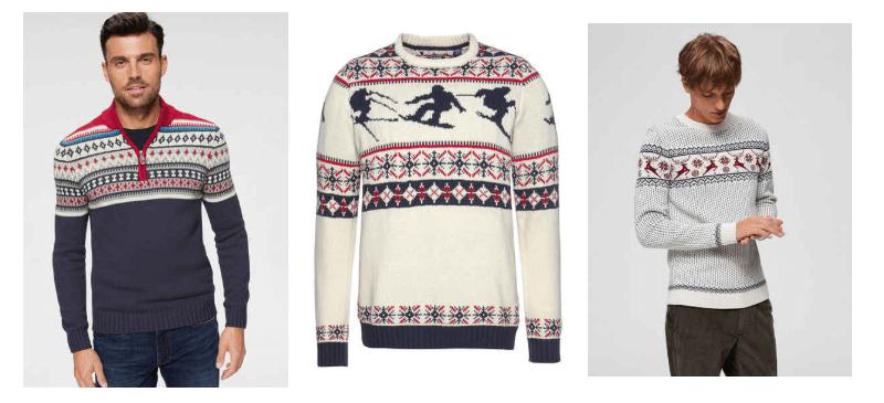 Weihnachtspullover Norweger Pullover von OTTO