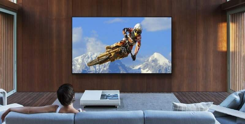 75 Zoll Fernseher Sony 75XG95