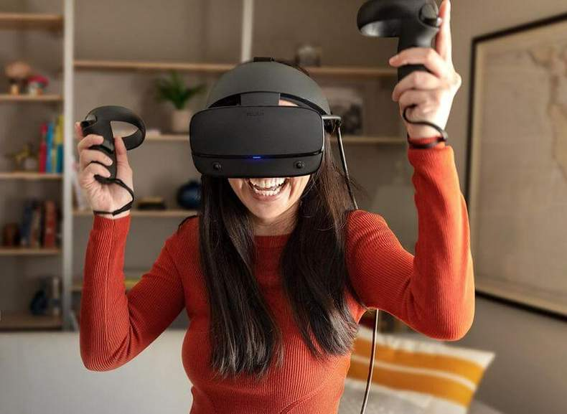 VR Brille Oculus Rift S
